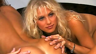Blonde Slovakian - Part 3. fledgling Slovakian ash-blonde hottie with big tits is a fast  learner!