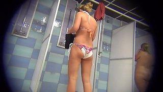 Скрытая Камера Волосатые Писи Женская Баня Порно